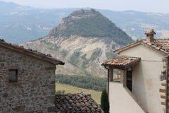 Romagna Italian rural landscape Royalty Free Stock Photos