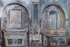 Free Romagnano Al Monte, A Ghost Town In The Province Of Salerno In Campania, Italy Royalty Free Stock Images - 146845279