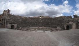 Romain antique l'arène images libres de droits