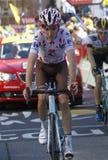 Romain Bardet  Tour de France 2015 Royalty Free Stock Photos