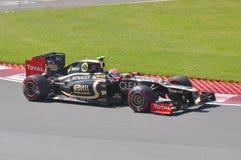 Romain Grosjean dans 2012 F1 Prix grand canadien Photographie stock libre de droits