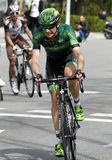 Romain Sicard of Europcar Team Royalty Free Stock Photos