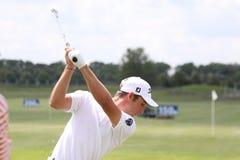 Romain Wattel au golf de ouvert France Photos stock