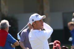 Romain Wattel a golf aperto, Marbella di Andalusia Fotografia Stock Libera da Diritti