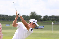 Romain Wattel  at Golf Open de France Stock Photos