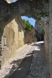 Romaine Ла Vaison, Провансаль, Франция стоковые изображения rf