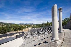 Romaine - Romański Theatre Zdjęcie Stock
