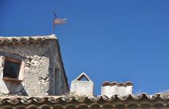 Romaine, w Provence, Francja Fotografia Stock
