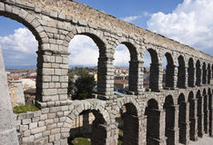 Roman Acqueduct Royalty Free Stock Image