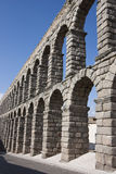Roman Acqueduct Royalty Free Stock Photography