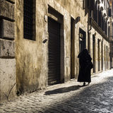 Roman Alley immagini stock libere da diritti