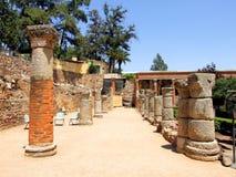 roman amfiteater Arkivbilder