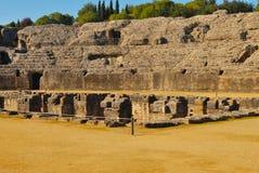 roman amfiteater royaltyfri foto