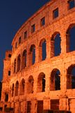 roman amfiteatr Obrazy Stock