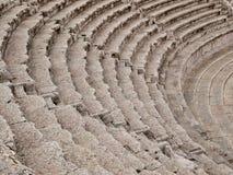 Roman amfitheater in Amman Royalty-vrije Stock Afbeeldingen