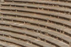 Roman Amphitheater stockbild