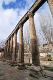 Roman Amphitheater - Amman, Jordanie Photographie stock