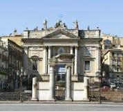Roman amphitheater. Stock Images