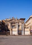 Roman amphitheater, Catania Royalty Free Stock Photos