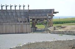 Roman amphitheater Royalty Free Stock Image