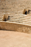 Roman amphitheater of Thysdrus, El Djem, Tunisia stock images