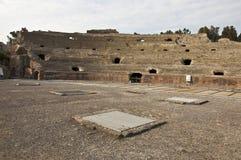 Roman amphitheatre Stock Images