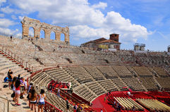 Roman Amphitheatre fotos de stock royalty free