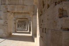 Roman amphitheatre Royalty Free Stock Photography
