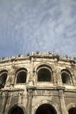 Roman Amphitheatre, Nimes. Roman Amphitheatre at Nimes, France, Europe Royalty Free Stock Images