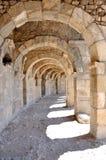 The Roman Amphitheatre of turkey Stock Photos