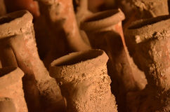 Roman Amphora Stock Photo