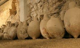 Roman amphora, Arena (colosseum)  in Pula, Croatia Stock Photography