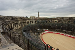 Roman Ampitheater Stock Photos