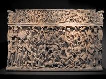 Roman Ancient Statues, Rome Italië stock fotografie