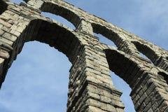 Roman aquaduct Stock Afbeeldingen