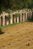 Roman aqueduct near Manavgat, Turkey Stock Image