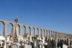 Roman Aqueduct, Vila do Conde, Douro Region, Stock Photos