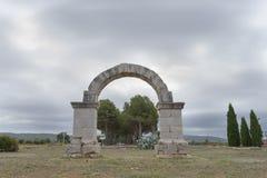 Roman arch. Royalty Free Stock Photos