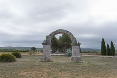 Roman arch. Stock Images