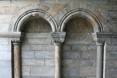 Roman arches Stock Photography