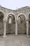 Roman Arches In The Town Rab Royalty Free Stock Photos