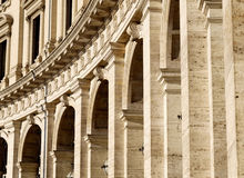 Roman architecture Royalty Free Stock Photography