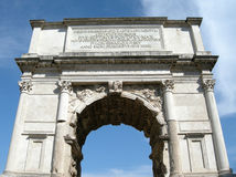 Roman Architecture Royalty Free Stock Image