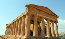 Roman architecture Stock Image