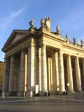 Roman architecture Stock Photo