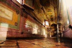 Roman Architecture et art Images stock