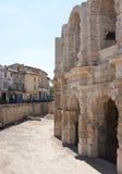 The roman architecture Stock Photos