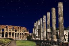 Roman Architectuur Stock Foto's