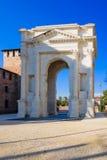 Roman archway, Verona Stock Images