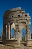 Roman arcs Stock Photography